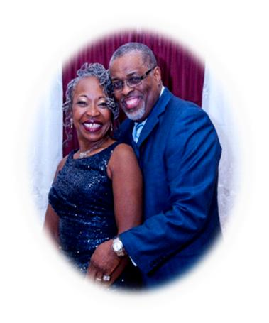 Pastor & 1st Lady - First Lady Bday Pic