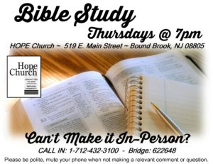 Bible Study - Ad Pic 2